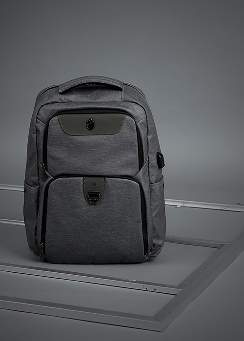 ARC-GRAY CITY BACKPACK B#AH205