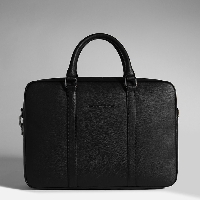 [EXCLAMATION MARK] No.B#E102NORD BRIEF CASE [BLACK]