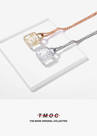 TMOC/TiTAN LOCK NECKLACE A#MK18011
