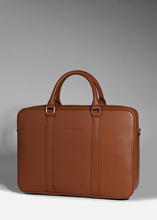 NORD BRIEF CASE [BROWN] B#E102