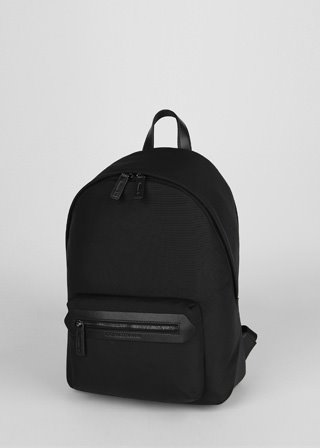 ARTHUR BACK PACK [BLACK] B#E202