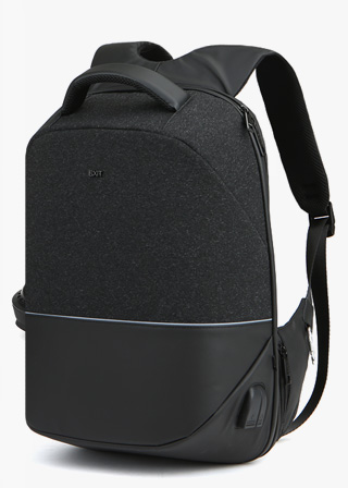 EXIT HARD COVER BACKPACK II (1color) B#X105