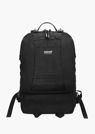 [SEIBERTRON] No.B#V025BVESSEL BACKPACK (1 color)