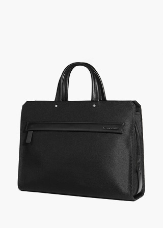 [EXCLAMATION MARK] No.B#E204MERLIN BRIEF CASE [BLACK]
